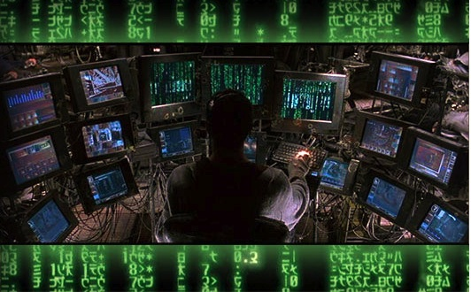 matrix-control-centre