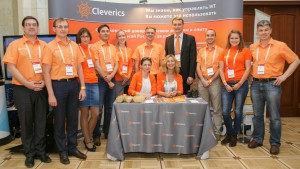 cleverics_team_at_itsmf