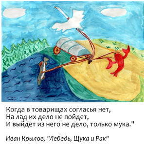 Лебедь_рак_и_щука_2_2