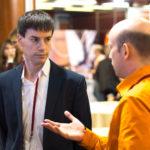 Евгений Шилов обсуждает портал самообслуживания