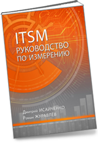 book cover itsm measuring guide